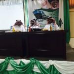 تعليم الحدود الشمالية يكرّم الطالب العنزي لفوزه بجائزة الشيخ سلطان للتفوق العلمي