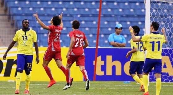 النصر يودع الآسيوية بثلاثية .. والشباب يفوز بثنائية