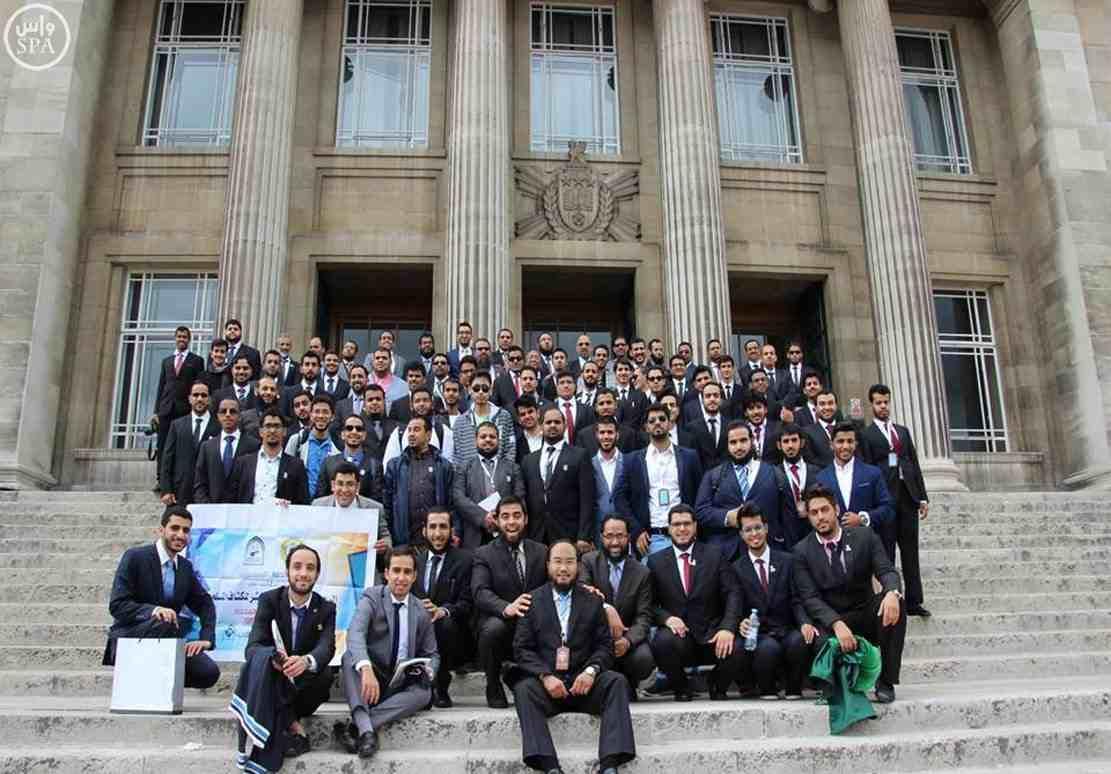جامعة الطائف تنظم الرحلة الدولية الـ 16 لبريطانيا