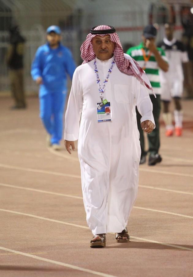 رسمياً : استقالة خالد بن سعد