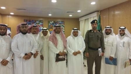 المجلس التعليمي للسجون والإصلاحيات يعقد أول اجتماعاته بجدة