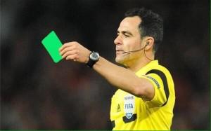 البطاقة الخضراء تظهر في الدوري الإيطالي