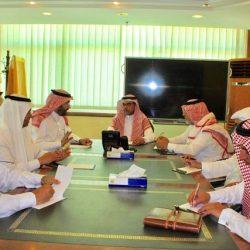 عقد الاجتماع الأول بين إدارتي تعليم تبوك ومديرية الشئون الصحية