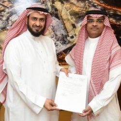 مدير عام تعليم مكة المكرمة يكرم الشريف لجهوده البارزة في الإعلام التربوي