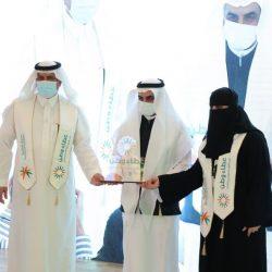 مدير تعليم منطقة تبوك .. يرعى انطلاق فعاليات يوم التطوع السعودي والعالمي