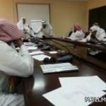 إدارة الموهوبين بتعليم الشرقية تكريم مدير مدرسة أبوعبيدة بن الجراح المتوسطة بالدمام
