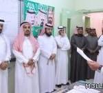 فعاليات ملتقى المناهج في ثانوية ابوعريش الثانية