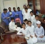 """مدارس البنات الإبتدائية بمدارس محافظة الجبيل تطبق برنامج"""" حسن""""بيسر وسهولة"""