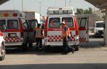 """إصابة 4 معلمات إثر انقلاب مركبة على طريق """"الرياض – مكة"""""""