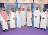 محافظ الخرج يزور المهرجان السعودي للعلوم والإبداع