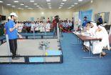 تقنيون سعوديون يبتكرون (12) روبوت بمواصفات عالمية في أولمبياد الشرقية