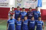 نادي الحي بابن النفيس يستضيف بطولة جامعة سلمان لكرة القدم